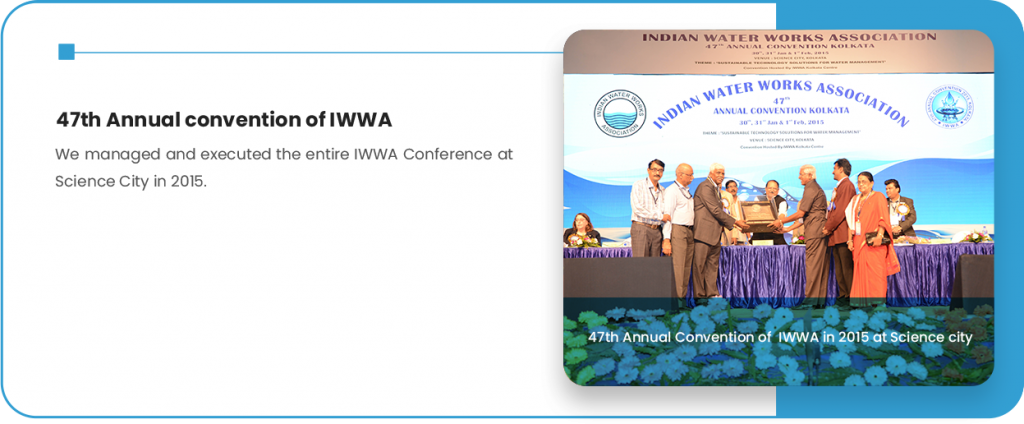 47th Annual convention of IWWA