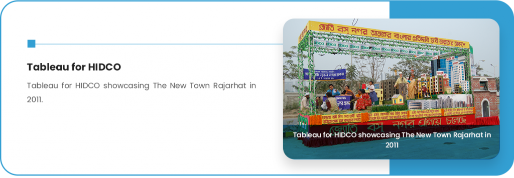 Tableau for HIDCO